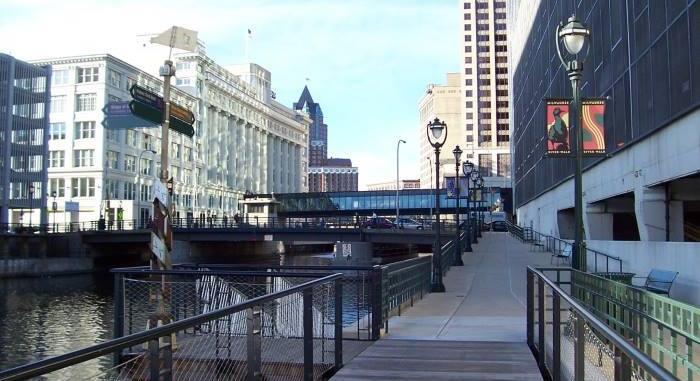 Milwaukee Riverwalk - Realty Dynamics